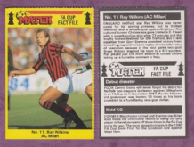 A.C Milan Ray Wilkins England 11
